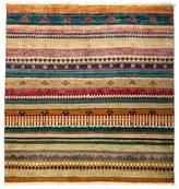 "Solo Rugs Tribal Oriental Area Rug, 4'2"" x 4'3"""
