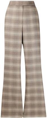 Frenken Check Trousers