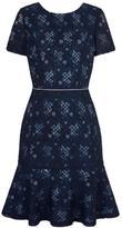 Yumi Lace Frill Dress