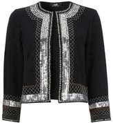 Wallis Black Embellished Jacket