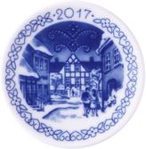 Royal Copenhagen Porcelain Plaquette