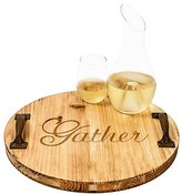 Cathy's Concepts 'Gather' Rustic Wooden Tray