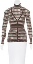 M Missoni Patterned Cardigan Set