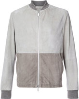 Eleventy panelled fitted jacket