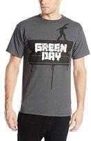 Bravado Men's Green Day Razor Walk T Shirt