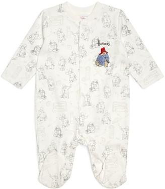 Harrods Paddington Sleepsuit