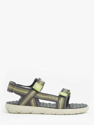 Timberland Children's Perkins Row Webbing Sandals