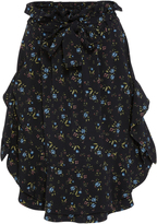 Marissa Webb Eliana Print Skirt