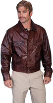 Scully Men's Leather Jean Jacket 107