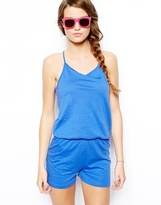 Only Jersey Playsuit