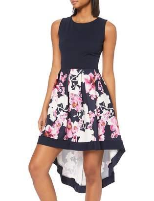Yumi Women's DRES Hi-Low Dress