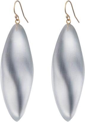 Alexis Bittar Long Leaf Earring