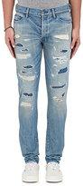 John Elliott Men's The Cast 2 Slim Jeans-BLUE