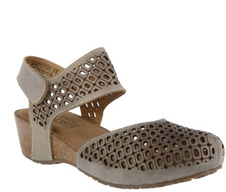 Spring Step L'Artiste by Leather Sandals - Poppiri
