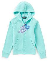 The North Face Little/Big Girls 5-18 Logowear Full Zip Hoodie