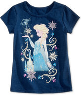 Disney Disney's® Frozen Graphic-Print T-Shirt, Toddler & Little Girls (2T-6X)