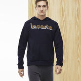 Lacoste Men's Fashion Show Hooded Sweatshirt With Logo