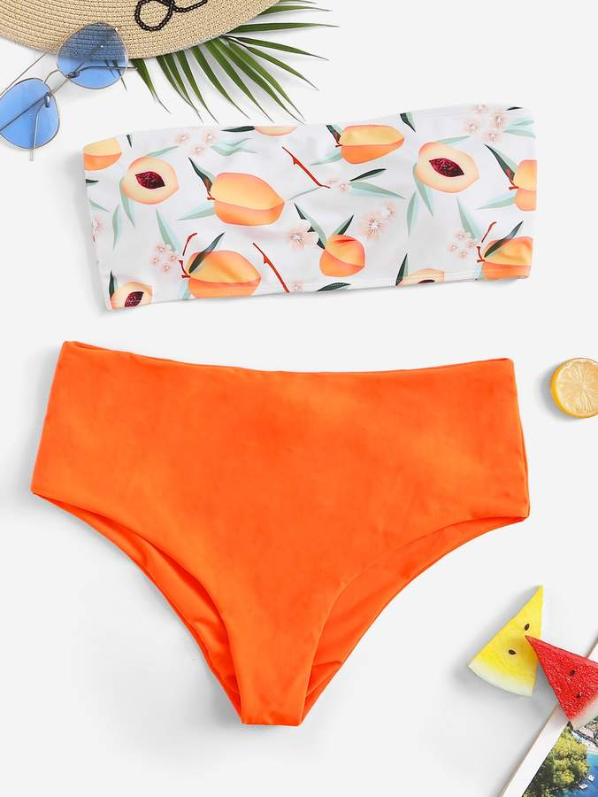 ccfe5f0f7946d Peach Swimsuit - ShopStyle