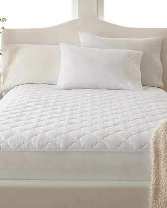 Colonial Home Solid Quilted Mattress Pad
