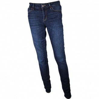 Marc by Marc Jacobs Blue Cotton Jeans for Women