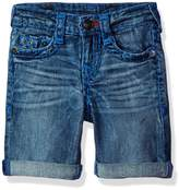 True Religion Boys' Geno Super T Short