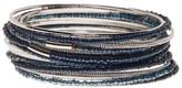 Joe Fresh Multi Bangle Bracelet