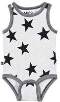 Molo Black Star Print Fadel Body