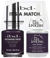 "IBD Advanced Wear - ""It's A Match"" Duo - Luxe Street - 14ml / 0.5oz Each"