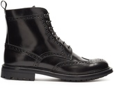 Church's Angelina lace-up leather ankle boots