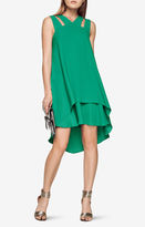 BCBGMAXAZRIA Kristi Cutout Dress