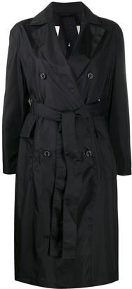 MACKINTOSH Laurencekirk belted trench coat