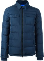 Rossignol 'Gravity' padded shirt jacket - men - Feather Down/Polyamide - XS