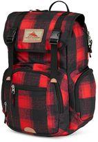 High Sierra Warren Top Flap Backpack