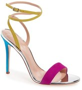 Giuseppe Zanotti Women's Wraparound Lace-Up Sandal