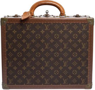 Louis Vuitton Louis Vuiton Monogram Canvas Cotteville Hardsided Briefcase 40