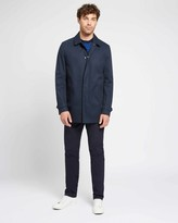 Jaeger Cotton Bonded Geometric Mac