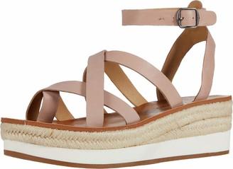 Lucky Brand Women's JAKINA Espadrille Wedge Sandal
