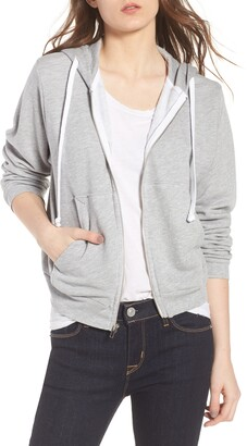 Wildfox Couture Bridesmaid Regan Zip Hoodie