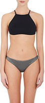 Zimmermann Women's Microfiber Halter Bikini Top