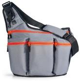 Diaper Dude Infant Shoulder Messenger Bag - Grey