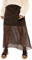 Free People Seven Wonders Maxi Skirt
