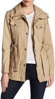 GUESS Canvas Utility Jacket