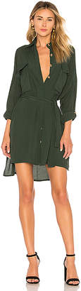 Faithfull The Brand Debbie Shirt Dress