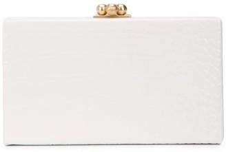 Edie Parker box clutch
