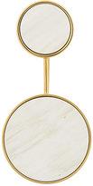 Marni circular disc brooch