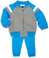 Armani Junior Baby's Two-Piece Tracksuit Set