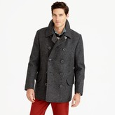 J.Crew Dock peacoat with Thinsulate®