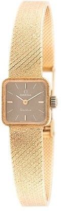 Omega Pre-Owned mini square face watch