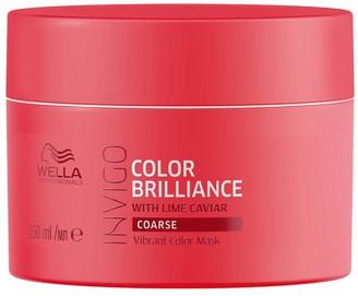 Wella Professionals Invigo Color Brilliance Vibrant Color Mask - Coarse 150Ml