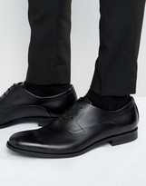 HUGO BOSS BOSS By Sigma Oxford Matt Shoes